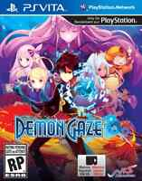 Looking for Demon Gaze on PS Vita
