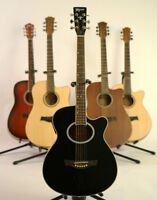 Acoustic Electric Guitar Brand New ; iMEQ200
