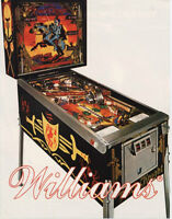 PINBALL TABLE WANTED WILL P UP AND PAY CASH