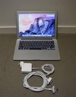 "Apple MacBook Air 11"" - i5, 4GB RAM, 128GB SSD Footscray Maribyrnong Area Preview"
