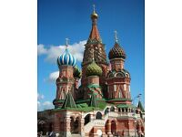 Russian Language Native Tutor