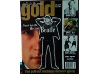MUSIC MAGAZINES - VARIOUS -THE STORY OF ROCK - GOLD - Q SPECIAL