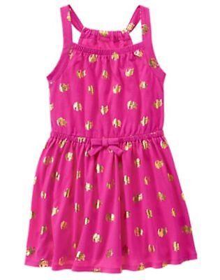NWT Gymboree Spice Market Elephant Dress 4,5,6,7,8,10 Girls