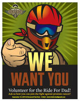 Volunteers needed for the 3rd Annual Telus Manitoba ATV Ride for