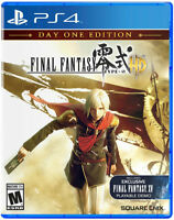 Final Fantasy Type-0 HD for Playstation 4