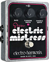 Electro-Harmonix Stereo Electric Mistress Guitar Effects Pedal