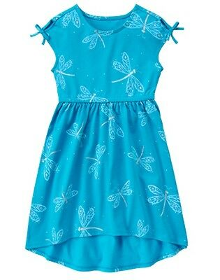 NWT Gymboree wildflower weekend Girl Dragonfly Dress 4,5,6,7,8,12