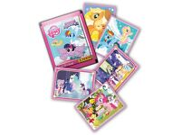 My little pony panini stickers - swaps wanted