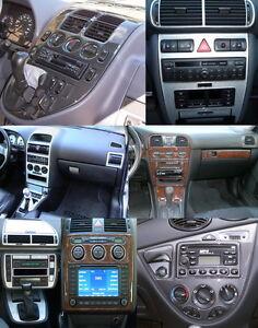 Passend für VW GOLF 5, JETTA Bj. 2005-08  Innenraum Dekorsatz, Cockpit-Dekor NEU