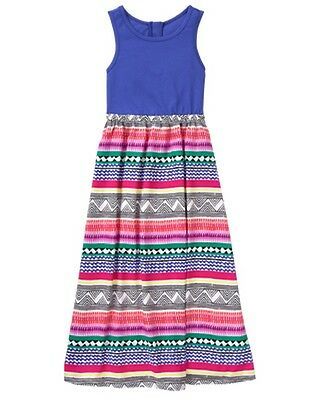 NWT Gymboree Jungle Brights Island Maxi Dress 4,5,6,7,8,10 Girl