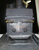 Beautiful Old Timer Wood Stove