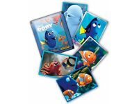 Finding Dory panini stickers