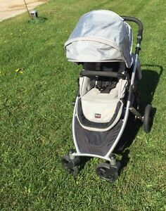 2013 Britax B Ready Double