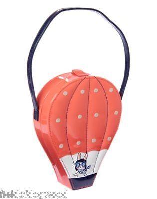 NWT Gymboree AWAY WE GO Hot Air Balloon Purse Toy Bag Gift Girls](Hot Air Balloon Toy)