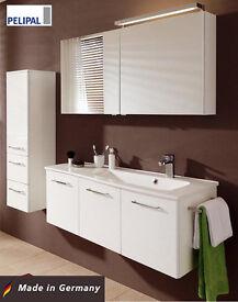 Stunning Pelipal Bathroom Units