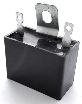 Motor Run Capacitor Metallized Polyester 2uf 350vac 10 Adm350d205k 1 Pc