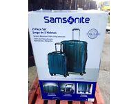 2 piece set samsonite