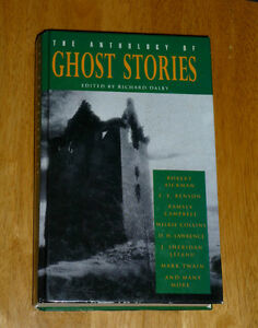 Ghost Stories : the anthology of :  edited by Richard Dalby