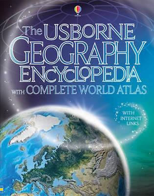 The Usborne Geography Encyclopedia