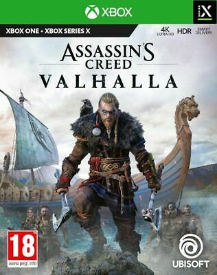 Assassin's Creed: Valhalla Xbox One [Download-Descarga] Multilanguage