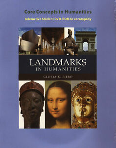 CORE CONCEPTS IN THE HUMANITIES INTERACTIVE STUDENT DVD-ROM