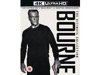 Bourne 4K Collection - 4K Ultra HD Blu-ray