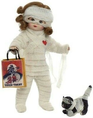"Madame Alexander 8"" HALLOWEEN Doll - ALL WRAPPED UP MUMMY"