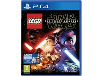Lego Star Wars The Force Awakens (PS4) BRAND NEW AND SEALED!!!