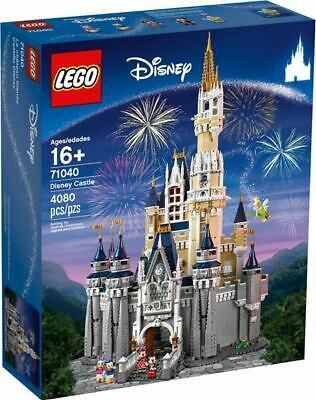 Lego Disney World Cinderella Castle 71040. New & Sealed