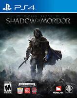 PS4: Shadow Over Mordor