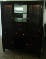 Piece of Art Display Cabinet with lights - OBO