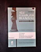 Musica Spartiti - G. Th. Telemann - Sonate A-moll - 1964 C.a -  - ebay.it