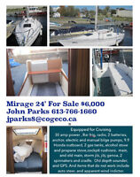 Mirrage 24, $4,000 in September 2015