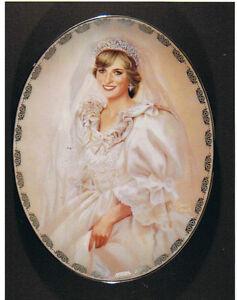Princess DianaBradford Exchange Collector Plate Non Autog London Ontario image 1