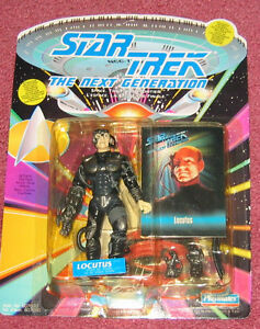 Star Trek: The Next Generation - Locutus figure NEW in package