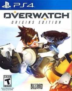 Wanted: Overwatch (PS4)