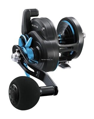 NEW Daiwa Saltist Star drag, 15 size, high speed, 6.4:1 ratio SALTIST15H  for sale  Shipping to Canada