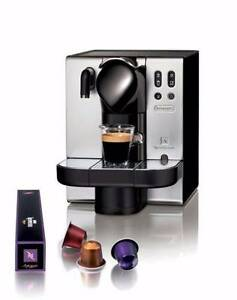 De'Longhi - Nespresso Lattissima - Satin Chrome Rose Bay Eastern Suburbs Preview