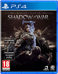 Middle Earth: Shadow of War