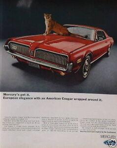 Vintage muscle car ads from 1966-1971 - GM-Ford-Chrysler-AMC Windsor Region Ontario image 3