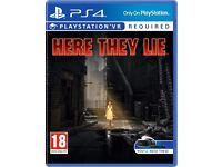 Here They Lie PlayStation VR