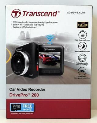 Transcend DrivePro 200 (TS16GDP200)
