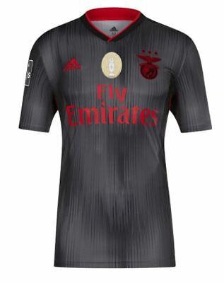 2019-2020 Benfica Away Football, Soccer Shirt, Jerseys, Kits