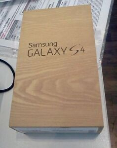 SAMSUNG GALAXY S4 ORIGINAL NEW, UNLOCKED, SEALED BOX