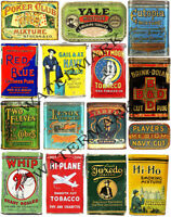 HIGH END COLLECTOR OF OLD TOBACCO TINS PAYING CASH NOW