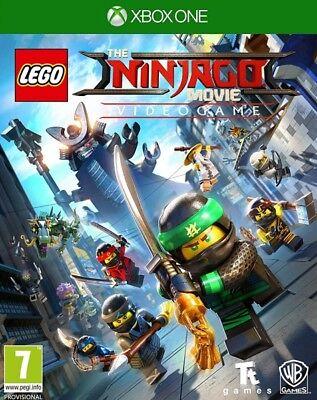 LEGO The Ninjago Movie Videogame Xbox One * NEW SEALED PAL *