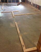 Need work ASAP. Framer/drywaller/ironworker in one for hire.
