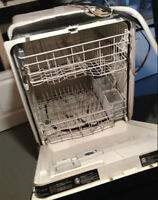 Dish Washer - GE Max - Black
