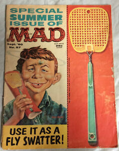 Vintage MAD Magazine September 1960