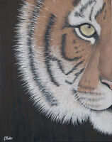 Animal Art done by Local Artist - Available for Commission